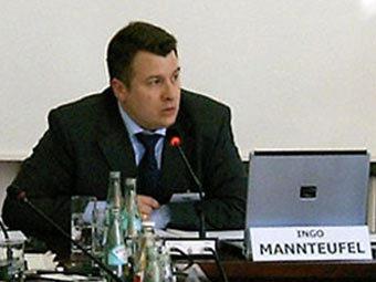 Инго Маннтойфель. Фото предоставлено редакцией Deutsche Welle