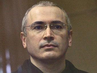 Михаил Ходорковский. Фото Коммерсантъ, Александр Щербак