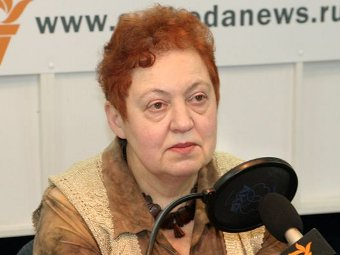 Валентина Мельникова. Фото <a href=http://www.svobodanews.ru/ target=_blank>Радио Свобода</a>