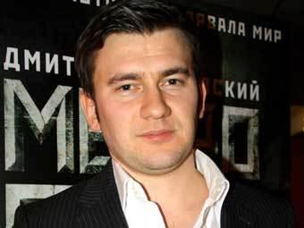 Дмитрий Глуховский. Фото пресс-службы.