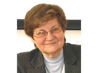 Жанна Зайончковская. Фото с сайта migrocenter.ru