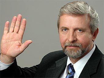 Александр Милинкевич. Фото с официального сайта.