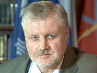 Сергей Миронов. Фото пресс-службы Совета Федерации