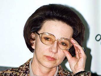 Тамара Морщакова. Фото
