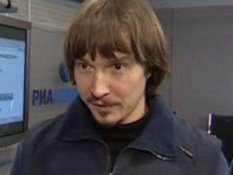 Александр Можаев. Кадр телеканала