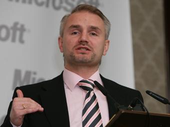 Николай Прянишников. Фото пресс-службы Microsoft