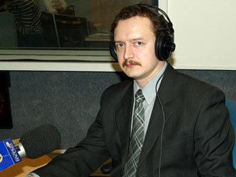 Евгений Гудилин. Фото с сайта Радио России.