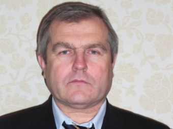 Сергей Назария. Фото из личного архива.