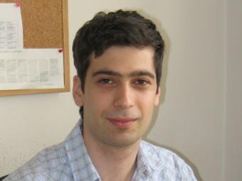 Илья Сокольщик. Фото из личного архива.