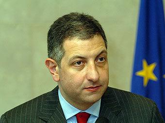 Зураб Ногаидели. Фото с сайта eu.int