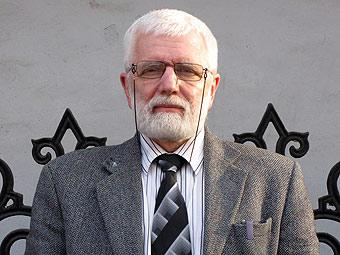 Святослав Гайкович. Фото из личного архива.