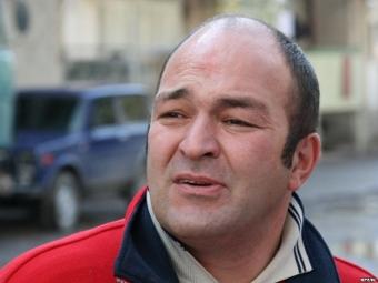 Алан Парастаев. Фото с сайта <a href=http://www.ekhokavkaza.com/ target=_blank>Эхо Кавказа</a>