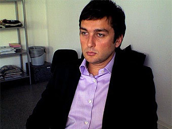 Роман Саркисов. Фото из личного архива.