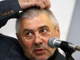 Глеб Павловский. Фото с сайта: edinros.ru