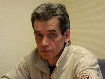 Михаил Войтенко. Фото из личного архива.