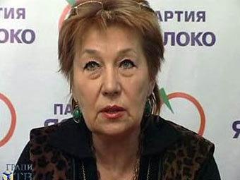 Элла Полякова. Кадр