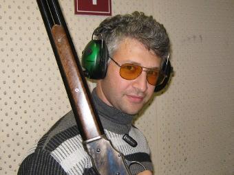Максим Попенкер. Фото из личного архива.