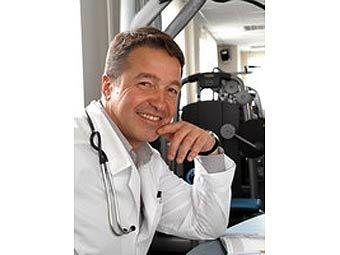 Владимир Преображенский. Фото с сайта Центра восстановительной медицины и реабилитации.