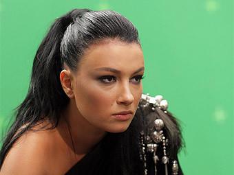 Анастасия Приходько. Фото с официального сайта певицы.