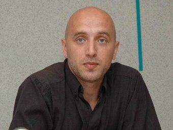 Захар Прилепин. Фото с официального сайта писателя.