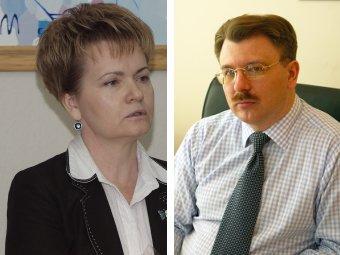 Екатерина Ананьева, Олег Патрин. Фото пресс-службы РАО.