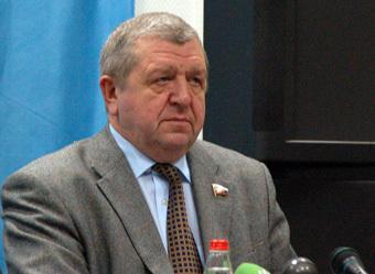 Сенатор от Карелии Владимир Федоров, фото Ленты.Ру