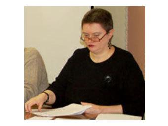 Марина Румянцева. Фото с сайта РГГУ.