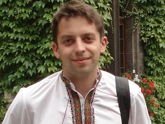Александр Ружицкий. Фото из личного архива.