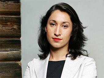 Элина Рыбакова. Фото пресс-службы Citigroup.