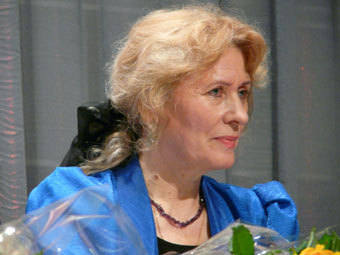 Людмила Сараскина. Фото из личного архива.