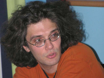Константин Северинов. Фото из личного архива.