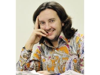 Михаил Шурыгин. Фото Павла Долганова, предоставлено компанией NCA