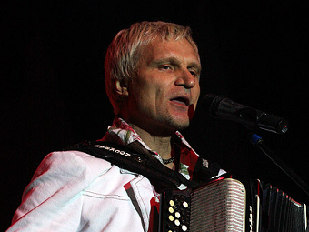 Олег Скрипка. Фото