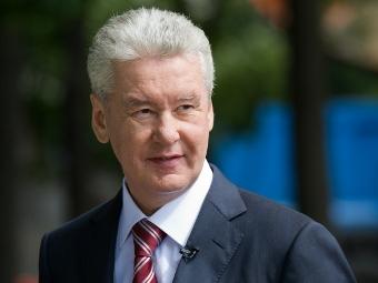 Сергей Собянин. Фото пресс-службы правительства Москвы