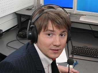 Владимир Стогниенко. Фото пресс-службы телеканала