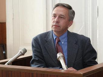Виктор Супян. Фото из личного архива.