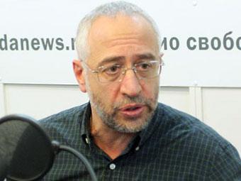 Николай Сванидзе. Фото <a href=http://www.svobodanews.ru/>Радио Свобода</a>.