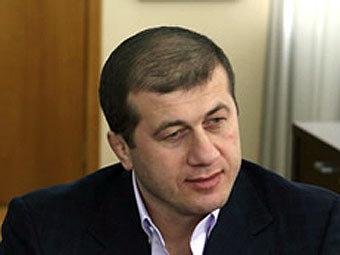 Дзамболат Тедеев. Фото с сайта cska.ru