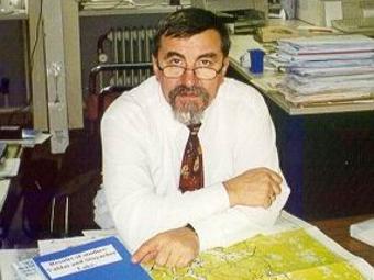 Аркадий Тишков. Фото с сайта biodat.ru.