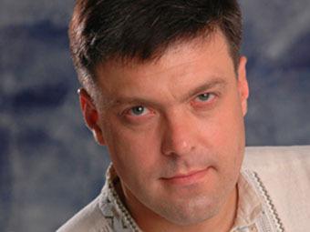 Олег Тягнибок. Фото из личного архива.