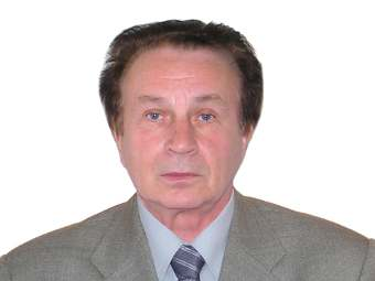 Владимир Виссарионов. Фото из личного архива.