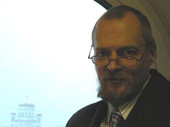 Борис Волхонский. Фото из личного архива.