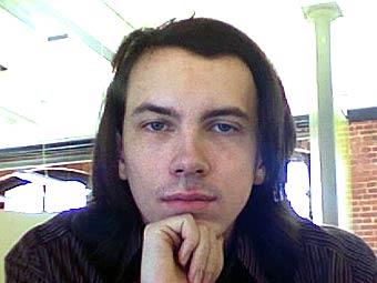 Антон Волнухин. Фото с персональной страницы на