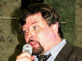 Петр Завьялов. Фото из личного архива.