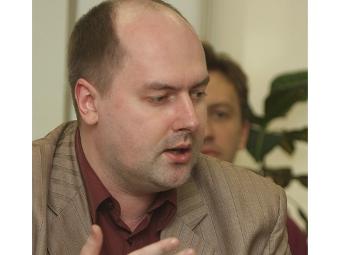 Сергей Жаворонков. Фото из личного архива