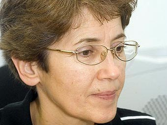 Наталья Зубаревич. Фото с сайта <a href=http://www.hse.ru/>hse.ru</a>.