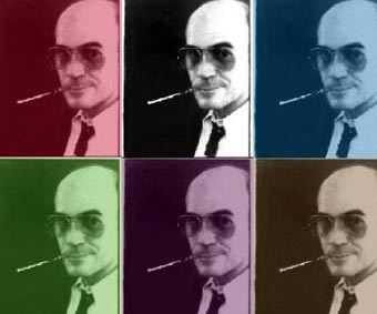 Собственно доктор Хантер Томпсон