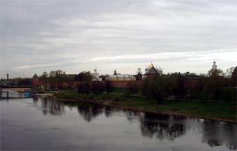 Великий Новгород, фото Сергея Рублёва, Lenta.Ru