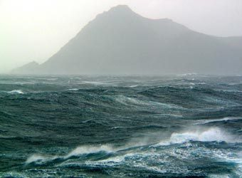 ЭТАП 1 Хобарт - мыс Горн -Фолклендские острова.  Старт 03 января 2009 из...