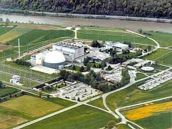 АЭС в Обригхайме, фото с сайта МАГАТЭ